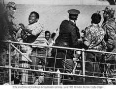The 1976 Soweto Uprising Student Protest Was Met With Police Violence Truth And Justice, Apartheid, The Guardian, South Africa, All About Time, Tank Man, How To Memorize Things, Photos