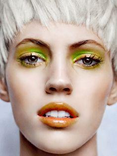 Colorful Eyes!  Makeup: Dorita Nissen  Website: www.doritanissen.net   Twitter: @DoritaMakeup   Instagram: @makeupnissen  #MakeupArtistsMeet #MUAM #Makeup #MakeupArtist #MUA