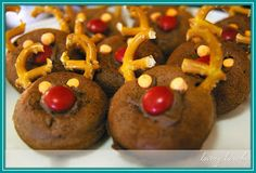 Reindeer Donuts