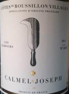 Calmel & Joseph Côtes du Roussillon Vill