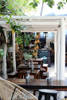 Hartwood   Believe the hype. The best restaurant in Tulum and one of the best I've been to in the world!