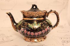Vintage / Antique Teapot by LouisLittleHaven on Etsy