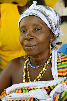 Queen Mother, Ghana