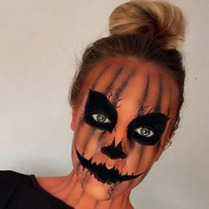 Pretty Halloween Makeup Ideas You'll Love | StyleCaster