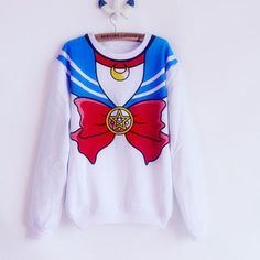 Wanna wear a Sailor Moon pullover? - This is perfect for any Sailor Moon lovers! - While Supplies Last! Limit 10 Per Order Please allow 4-6 weeks for shipping due to high demand Item Type: Hoodies, Sw