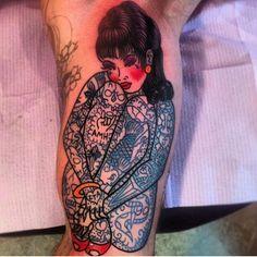 Tattoo by @dirtbagjack by kentuckytattooers