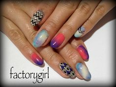 Omotesando nail salon * factorygirl * | Triangle Images ★