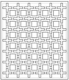 coloring pages for quilts - photo#38