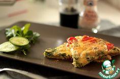 """Фриттата """"Доброе утро"""" - кулинарный рецепт"""