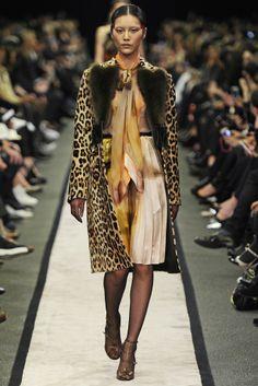 Givenchy Fall-2014, animal