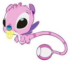 Lilo and Stitch babyfier