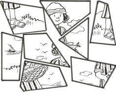 Multiplication des pains - puzzle - Choisis la Vie