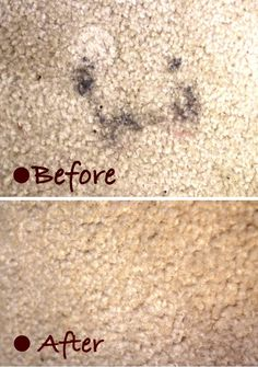How To Remove Carpet Stains Naturally