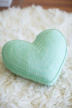 http://www.landofnod.com/oh-joy-bedding/oh-joy/lt.-green-heart-throw-pillow/s151014 mint heart pillow