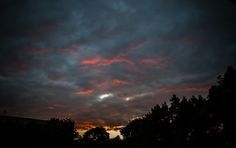 Mood at sunset by An Drada on Landscape Photos, Clouds, Mood, Celestial, Sunset, Outdoor, Outdoors, Sunsets, Outdoor Games