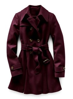 Ok seriously, that is gorgeous. The perfect bordeaux hue for this fall!