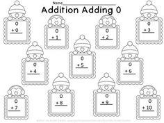 Penguin Addition Adding 0 FREEBIE Guided Math Groups, 1st Grade Math Worksheets, Teacher Newsletter, First Grade, Math Activities, Teacher Pay Teachers, Penguins, Preschool, Classroom