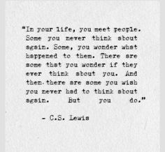 C. S. Lewis knew what he was talking about.
