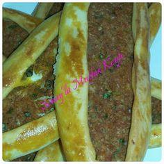 KIYMALI PİDE TARIFI - Senay'la Mutfak Keyfi