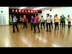 ▶ Luna Lite -Line Dance (Demo & Teach) - YouTube