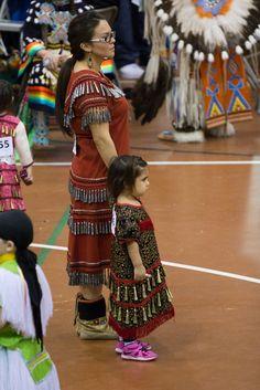Pow Wow Time-Out 2013 | by Dan Gooden Jingle Dress, Contemporary Dresses, Powerful Images, Pow Wow, Applique Dress, Dress Ideas, Native American, Dan, Sisters