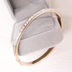 Fashion OL Queen Fan Multiple Satellites Czech Eternal Bangle | Buy Wholesale On Line Direct from China