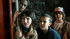 Stranger Things la nueva serie original de Netflix ambientada en los años 80s