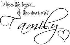 Family quote   # Pinterest++ for iPad #