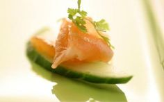 Inject some exoticism into your party food with this sophisticated salmon.
