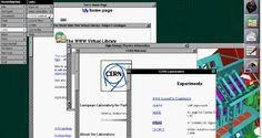 CERN recupera el primer sitio web del mundo en su URLoriginal