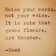 Explore inspirational, rare and mystical Rumi quotes. Here are the 100 greatest Rumi quotations on love, transformation, existence and the universe. Tattoo Quotes About Life, Life Quotes Love, Inspiring Quotes About Life, Daily Quotes, Quotes To Live By, Quotes About Energy, Quotes About Rain, Quotes About Sunshine, Quotes About Karma