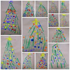 I was thinking about how much I love the simplicity and honesty of Folk Art and it gave me the idea for this holiday tree lesson.   These ...