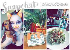 vidalocasari @ snapchat | La Vida Loca 2.0 Matkablogi | www.sarrrri.com