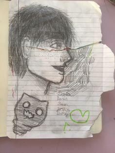 I recently had a problem at my right hand, so I couldn't draw for a few days. Sooo, I started drawing with my left hand. And also, I only wrote the first 'Daria'. Left Handed, Challenges, Drawings, Anime, Art, Sketches, Craft Art, Sketch, Anime Shows