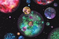 Direct evidence for the multiverse might come from a collision between our expanding universe and its neighbors.