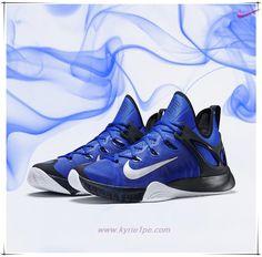 "Uomo Nike Zoom Hyperrev 2015 ""DUKE"" 705370-400 Blu Lione/Nero/Bianco/Argento metallizzato scarpe firmate on line"