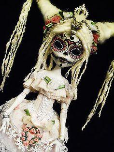 Monster High Ballerina Cam Skeleton Doll Dia de Los Muertos