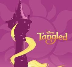 Tangled Movie Poster : The purpose of this project was to recreate a movie poster. My recreation of the Disney animated film, Tangled approaches a simple minimalistic approach. Disney Pixar, Draw Disney, Animation Disney, Film Disney, Disney And Dreamworks, Disney Love, Disney Art, Disney Villains, Tangled Movie