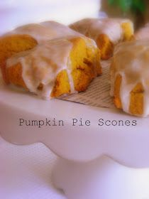 Simply...This. That. And The Other: Pumpkin Pie Scones