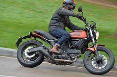 Ducati Scrambler Sixty2 - FIRST RIDE REVIEW