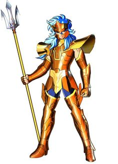 Saint Seiya Brave Soldiers - Poseidon