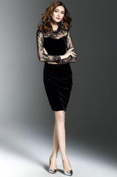 f507f5e25e8f5 377 Best Black Dresses images in 2019 | Engagement party dresses ...