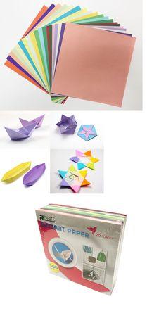 Origami Paper Mini 100 Colors 3X3 300//Sheets