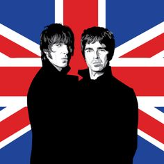 noah and liam gallagher