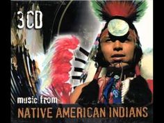The Native Tribes United -  Native American Indian Music 3 CD Box CD.1 - Northern Cherokee Traditional