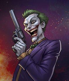 Joker by Patrick Brown