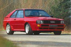 Audi Sport Quattro von 1984.