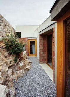 Francisco Cifuentes arq / casa en Bunyola