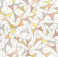 Pastel Watercolors  fabric by kimsa on Spoonflower - custom fabric