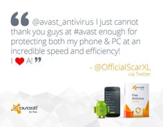 #AVAST will #protect your #Windows devices effectively and for free. #Antivirus #security
